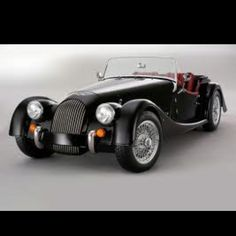 I would love to own a Morgan...