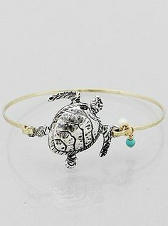 Womens Jewelry, Turtle Bangle Bracelets Color : Silver Oxidized-worn Gold Size : Width:2.5inch Length:2.75inch BJ001 http://www.amazon.com/dp/B00WL19T94/ref=cm_sw_r_pi_dp_4JTcwb01B0ANW