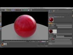 The new reflectance channel in c4d r16 - good tutorial