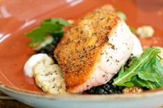 @theWitChicago's incredible Baked Skuna Bay Salmon - healthy and delicious! #GlutenFree #Local