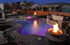 California pools and landscape LOVE THIS! in Arizona