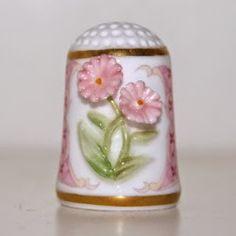 My Thimble Collection: Nowości od Franklin Porcelain
