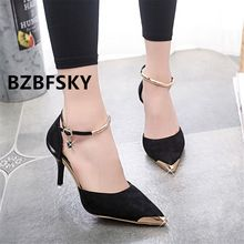 Follow Us For Great Street Styles  Women Suede Pumps High Heels Women OL Pumps Sexy High Heels Shoes Women Pointed Toe Thin Heel Red Bottom Ladies Wedding Shoes     Get Stylish Clothes On A Budget!     FREE Shipping Worldwide     Buy one here---> http://ebonyemporium.com/products/women-suede-pumps-high-heels-women-ol-pumps-sexy-high-heels-shoes-women-pointed-toe-thin-heel-red-bottom-ladies-wedding-shoes/    #street_style