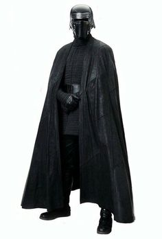 Kylo Ren's new look in The Last Jedi