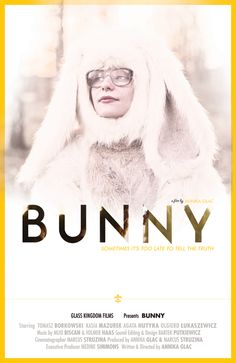 Bunny Film Poster Design