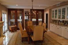 This is the living room where we built the wine cabinet.  We matched the design with the looks of the living room to create the perfect ambiance.  This project is just a part of the large renovation of this home. Contact Coastal Custom Wine Cellars now if you have a wine cellar project in mind. Click here https://www.winecellarsbycoastal.com/contact.aspx.