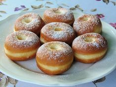Szalagos farsangi fánk Hungarian Desserts, Hungarian Recipes, Hungarian Food, Beignets, Bread Recipes, Cooking Recipes, Bread Rolls, Churros, Doughnuts