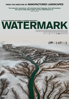 Directed by Jennifer Baichwal, Edward Burtynsky. A documentary on how water shapes humanity. Image Internet, Immersive Experience, Man Vs, Green Life, Documentary Film, Movies To Watch, Movies Online, Picture Photo, Filmmaking