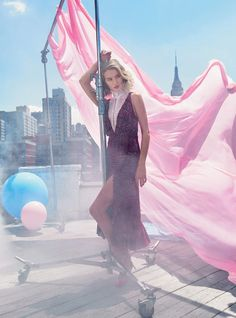 visual optimism; fashion editorials, shows, campaigns & more!: rosie huntington-whiteley by alexi lubomirski for uk harper's bazaar september 2015