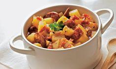 Cocina tradicional: Hoy comemos plato único