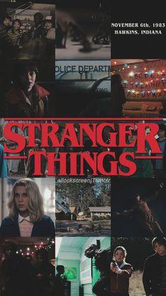 Fremde Dinge Vintage - stranger things - - New Ideas Stranger Things Pins, Stranger Things Season 3, Stranger Things Aesthetic, Stranger Things Netflix, Starnger Things, Image 4k, Look Star, Film Serie, Aesthetic Vintage