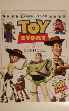 Toy Story 2 : le guide officiel - TBE