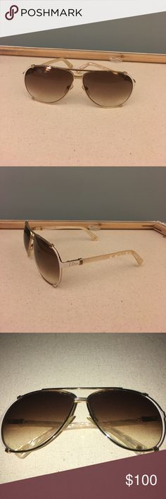 Christian Dior Sunglasses Dior Chicago2 (marble and gold color) Aviators Christian Dior Accessories Sunglasses