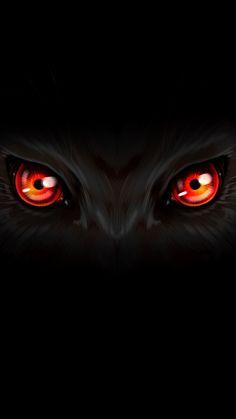Eyes Wallpaper, Animal Wallpaper, Galaxy Wallpaper, Dark Fantasy, Fantasy Art, Wolf Eyes, Night Scenery, Hd Phone Wallpapers, Dslr Background Images