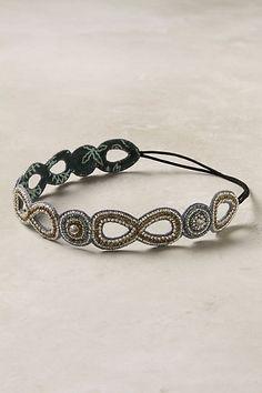 Jeweled headbands--Anthropologie