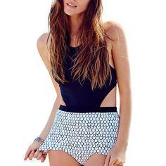 Aliexpress.com: Comprar Mujeres Sexy Bikini Set Bandeau triángulo Push Up Bra Swimsuit Swimwear Beachwear envío gratis de conjunto de trajes de baño fiable proveedores en Fly Away !