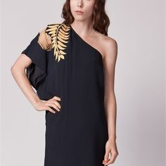 More Grecian style - The Palms One Shoulder Dress