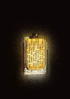 YSL Cinema perfume. Illustration Peter Bainbridge.