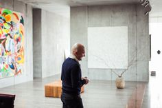 750 Cubic Meters of Extracted Concrete Turned This Nazi Bunker Into a Gallery & Home
