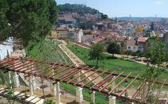 Jardim da Cerca da Graça, Lisboa