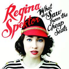 Regina Spektor What We Saw From The Cheap Seats. Publicado 13 de diciembre de 2012 a las1425 × 1425 ...
