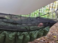 Hammock Camping: Types of backpacking hammocks, and spec comparison to ground systems