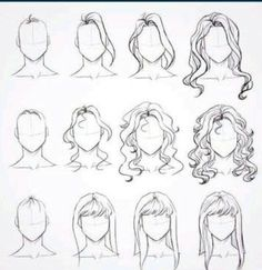 Drawing hair tutorial cartoon design reference 19 New Ideas – Drawing Techniques Pencil Art Drawings, Art Drawings Sketches, Cartoon Drawings, Art Sketches, Hair Drawings, Hair Styles Drawing, Cartoon Sketch Drawing, Random Drawings, Body Sketches