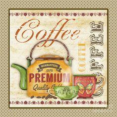 Coffee-jp2573 Digital Art by Jean Plout