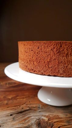 Chocolate biscuit - The basic recipe - Backen - Easy Cake Easy Cake Recipes, Snack Recipes, Cheesecake, Chocolate Sponge Cake, Chocolate Biscuits, New Cake, Pumpkin Spice Cupcakes, Food Cakes, Fall Desserts