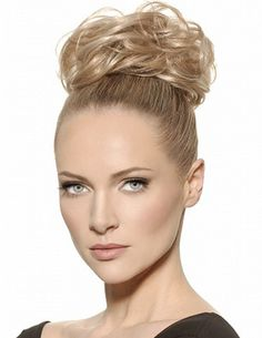 Best Curly Updos and Half Updos for Medium Hair