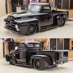 ford trucks old Classic Pickup Trucks, Ford Classic Cars, Rat Rods, Custom Trucks, Custom Cars, Mustang, Ford Pickup Trucks, Lifted Trucks, Pickup Camper
