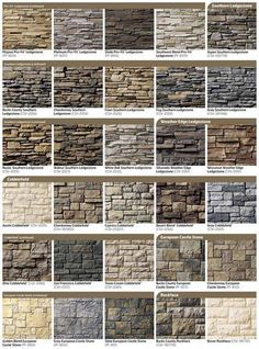 Unique Home Exterior with Stone Ideas. The building exterior is the most important part of a building. The majority of the exterior of the building functioned as a decorative building. House Paint Exterior, Exterior House Colors, Exterior Design, Wall Exterior, Stone On House Exterior, Diy Exterior, Stone Veneer Exterior, Exterior Remodel, Stucco Colors