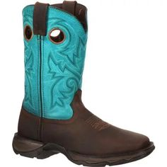 Toddler//Little Kid Roper Texsis Square Toe Cowgirl Boot 1US Little