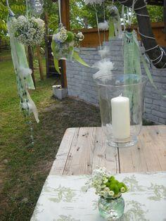 l'arrivo della wedding cake