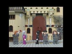 Mysterious Ticking Noise Lego Style Harry Potter Parody