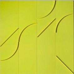 Gottfried Honegger @ Centre Pompidou, Paris