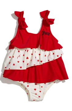I'd never spend $45 on a baby swimsuit but this is so cute!!