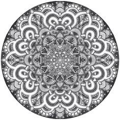 Mandala drawing 12 by *Mandala-Jim on deviantART