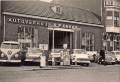 You could also hire a VW of course. Holland, Nijmegen,1206-Pontanusstraat.jpg
