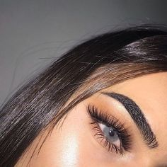Want perfect eyebrows - Discover ABH's latest brow makeup, fillers, tools and tips at Anastasia Beverly Hills online. Baddie Makeup, Glam Makeup, Skin Makeup, Beauty Makeup, Hair Beauty, Makeup Geek, Cute Makeup Looks, Makeup Eye Looks, Gorgeous Makeup