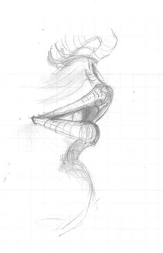 planes in human figure drawing | Try drawing contour lines around the object or thing you are ...