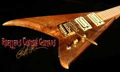 Roeller's Custom Guitars V