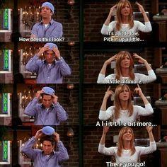 Ross and Rachel :)