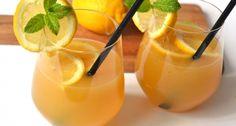 Barackos-mentás limonádé recept | APRÓSÉF.HU - receptek képekkel