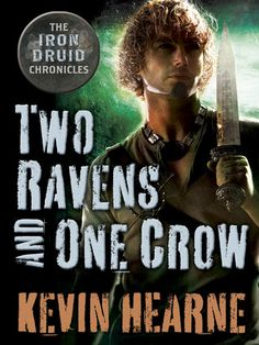 """HERE IS MY FULL REVIEW LINK - http://le-grande-codex.blogspot.in/2012/11/the-iron-druid-chronicles-45-two-ravens.html    """"Informative, hilarious, tense, and action packed....A perfect packaged deal from Hearne....raising your CARNAL DESIRE for the next book effectively"""""""