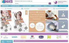 Mamães, a loja virtual 4Babies é a nova parceira do blog Mamãe Prática. Conheçam seus produtos e as vantagens para as leitoras e leitores cadastrados no blog Mamãe Prática. Acessem: http://wp.me/s4JRVV-7828