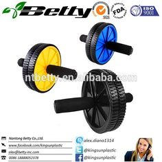 Manufacture of fitness popular abs wheel exercises