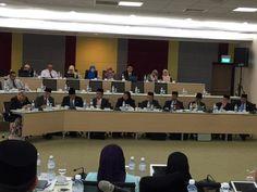 Brunei - Legislative Council of Brunei (Majlis Mesyuarat Negara Brunei) (مجليس مشوارت نڬارا بروني)