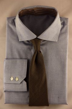Timeless Quality Green Color Handmade Wool Necktie (Distant View) #Mens #Fashion