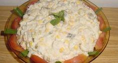Salata cu ciuperci
